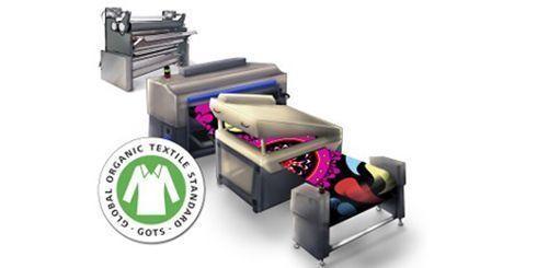 Selo certifica qualidade ambiental de solução de tinta e pré-tratamento de tecidos