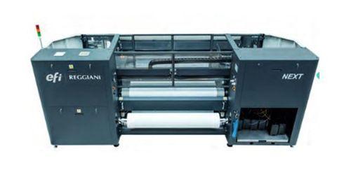 Reggiani ReNoir Next é indicada a estamparias e indústrias têxteis
