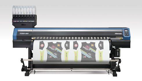 TS300P-1800 pode rodar na velocidade de 115 metros quadrados por hora