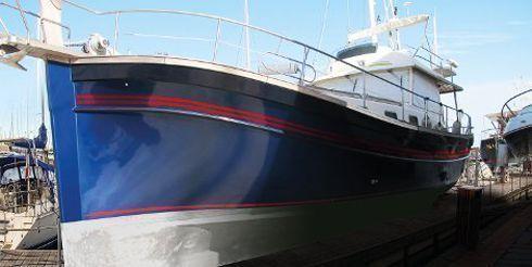 Série Ri-Wrap Marine foi desenvolvida especialmente para envelopamento de barcos