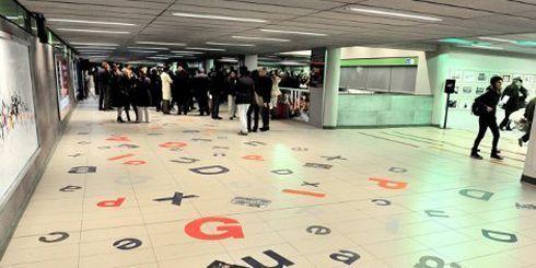 RI-JET 140 Floor Talker é indicada para decoração e campanhas promocionais