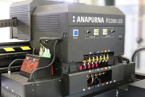 H3200i LED complementa a série de impressoras híbridas da Agfa