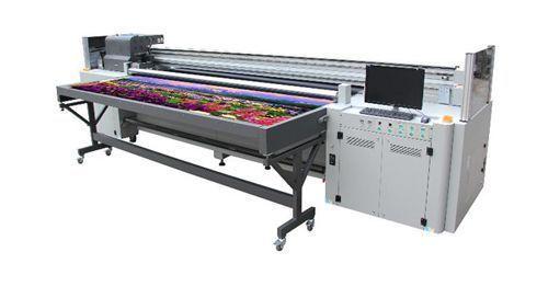 Impressora vem equipada com cabeças Kyocera KJ4A