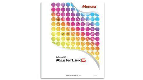 Software RIP inclui bibliotecas de cores Pantone