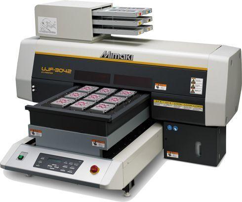 Impressoras UV da Mimaki serão apresentadas no Application Lab