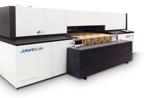 Javelin pode estampar até 2 milhões de metros lineares por ano