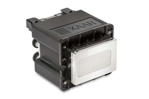 Impressoras empregam a recém-lançada cabeça Xaar 1201