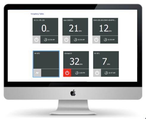 Soluções incluem softwares de design, fluxo de trabalho e gerenciamento de produção