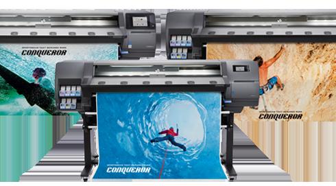 Impressoras HP Latex 315, 335 e 365