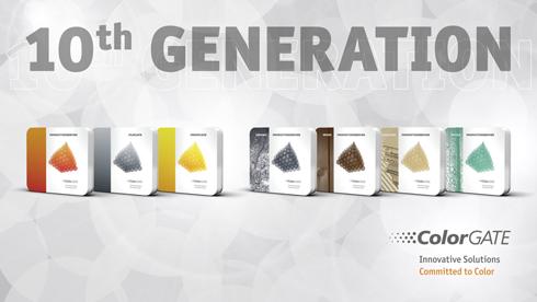 ColorGate 10 tem novas opções e ferramentas melhoradas