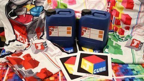 Insumos fazem parte do portfólio de tintas sublimáticas da linha J-Cube