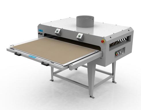 PTS 950 Basic Single é complemento para quem trabalha com sublimação digital