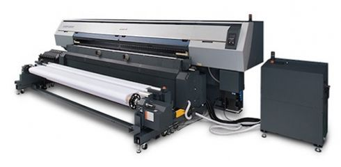 Tx500P-3200DS pode trabalhar na velocidade máxima de 130 metros quadrados por hora