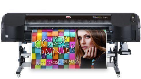 ColorPainter E-64s tem diversas tecnologias exclusivas