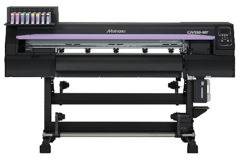 Mimaki vende impressora CJV150-107 por R$39.999,00