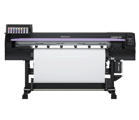 Mimaki vende impressora CJV150-130 por R$49.999,00