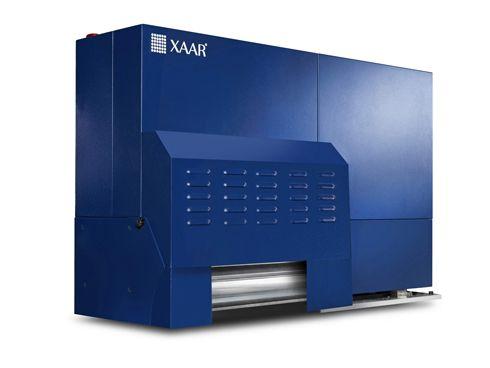 Xaar Print Bar System pode ser usado para conversão de impressoras