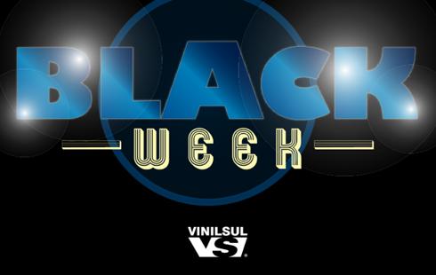 VinilSul adere à Black Friday em 2016