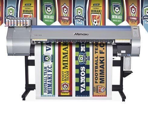 Mimaki vende impressora sublimática TS30-1300 por R$29.999,00