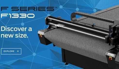 F1330 compõe a linha de mesas de corte Summa F Series