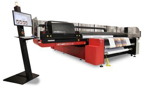 Impressora vem com novidades, como o PrintSphere e acabamento 3D