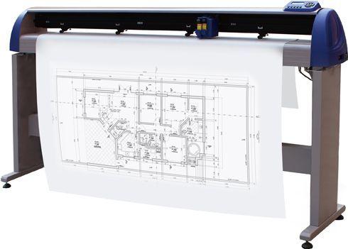 Equipamento é indicado para produção de projetos CAD e moldes para indústria têxtil