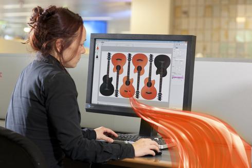 Com o Asanti 3.0 é possível gerenciar todas informações e dispositivos de produção