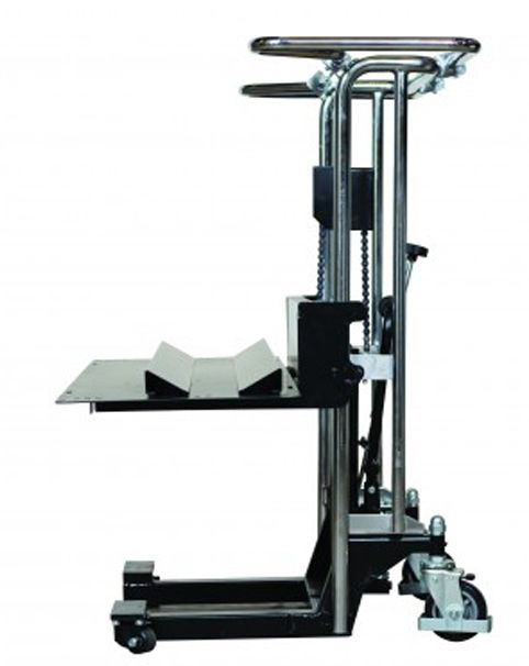 Dispositivo também pode ser utilizado para alimentar equipamentos das marcas Zünd e da Esko