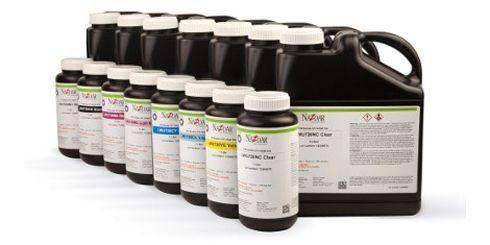 Tintas são indicadas para impressão em substratos flexíveis e rígidos