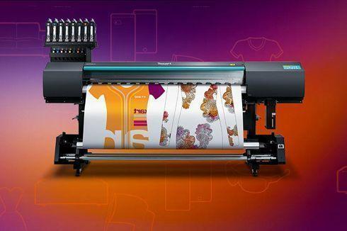 Indicada para sublimação, tinta da Texart XT-640 está com preço mais acessível