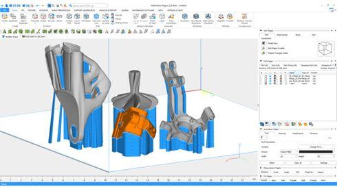 Materialise desenvolve softwares e hardwares para impressão 3D
