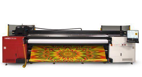 Avinci DX3200 é nova impressora sublimática da Agfa