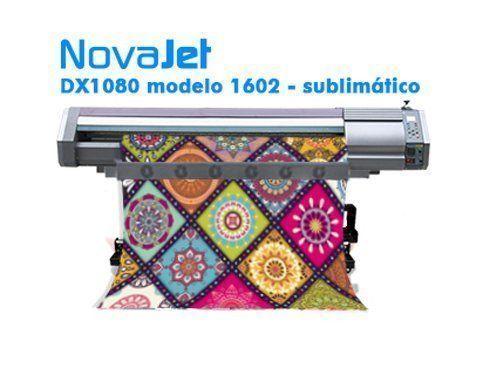 Novajet DX1080 é modelo de entrada