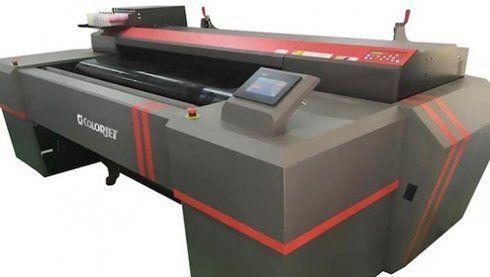 TXF pode imprimir com tinta pigmentada, reativa ou dispersa
