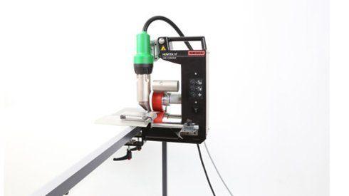 Hemtek ST pode operar a uma velocidade de 12 metros por minuto