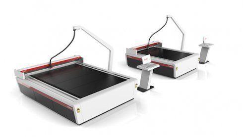 SP2000 é equipamento de corte e gravação de grande formato