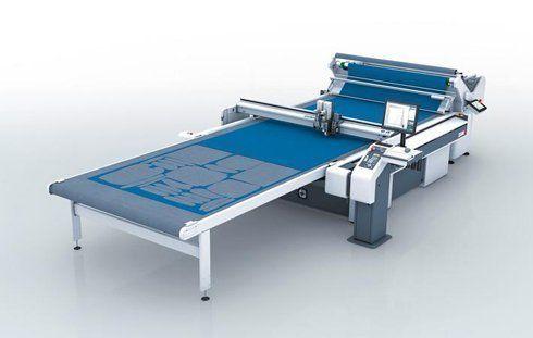 Sistema modular é indicado para acabamento de tecidos, couro e mídias flexíveis
