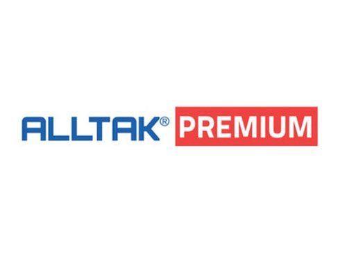 Alltak Premium oferece 33 opções de cores