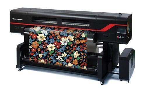 Impressoras têxteis da d.gen passam a ser comercializadas pela Alphaprint