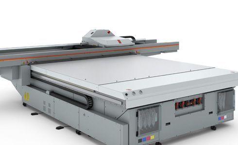 Dispositivo foi desenvolvido para os modelos Océ Arizona 6160 e 6170 XTS