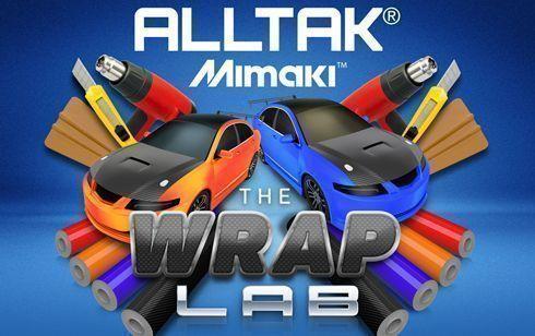 The Wrap Lab é uma iniciativa da Alltak com a Mimaki
