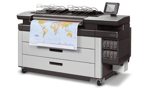 Três modelos compõem o portfólio HP PageWide XL