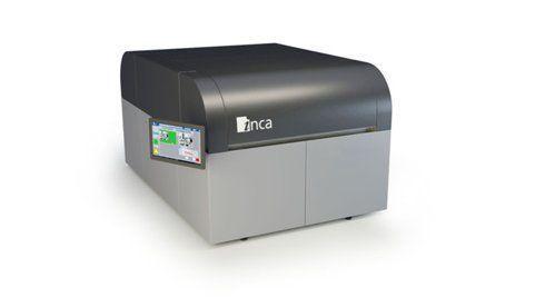 Equipamento é indicado para empresas de offset, serigrafia e impressão comercial