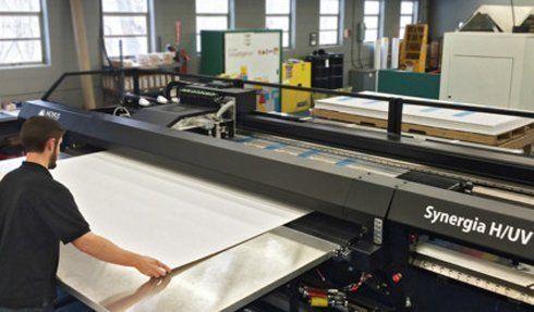 Novus Imaging tem tecnologia para produzir equipamentos inkjet de grande formato