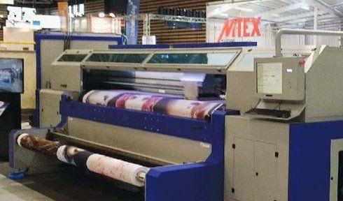Impressoras são indicadas para estamparia têxtil industrial