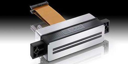 Xaar 1003 Amx é indicada para aplicações industriais
