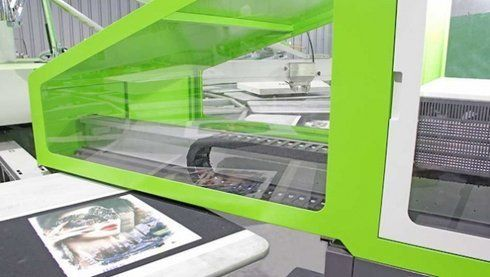 Roq Hybrid complementa impressoras serigráficas