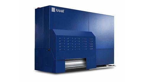 FFEI trabalha com a Xaar para disseminar sistema de barras inkjet