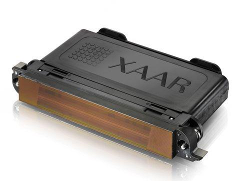 Xaar 5501 é indicada para impressoras têxteis