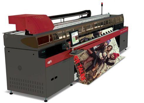Fabricante apresentará três impressoras de grande formato